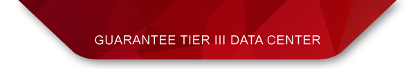 GUARANTEE TIER III DATA CENTER