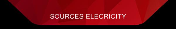 SOURCES ELECRICITY