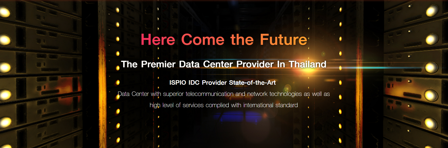 Data Center Provider In Thailand